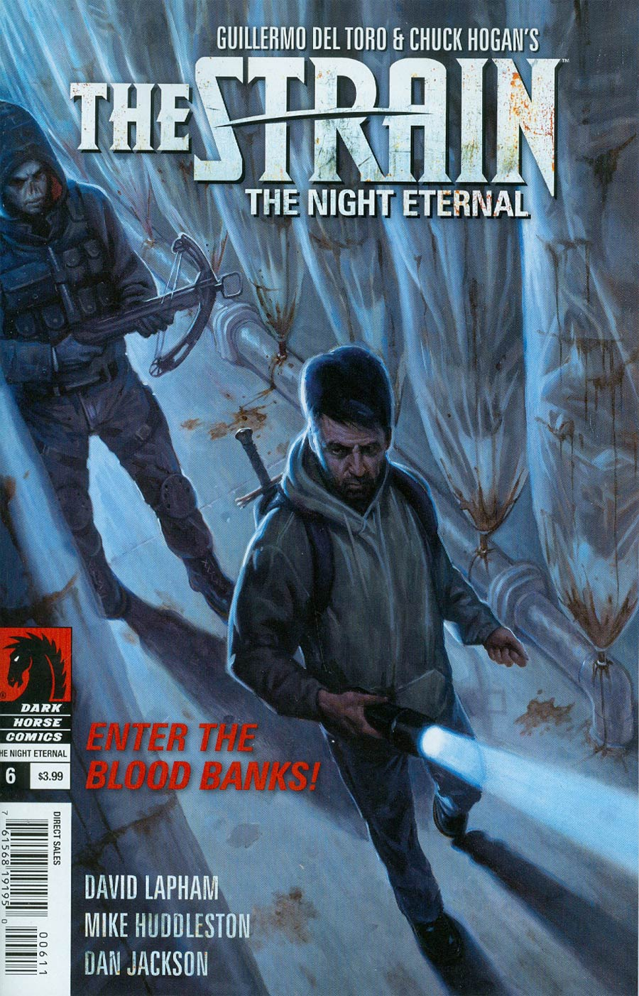 Strain The Night Eternal #6