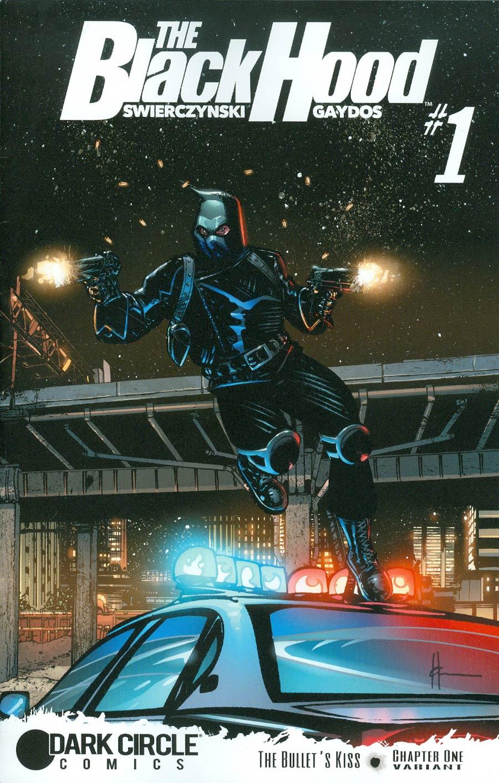 Black Hood Vol 3 #1 Cover D Variant Howard Chaykin Cover