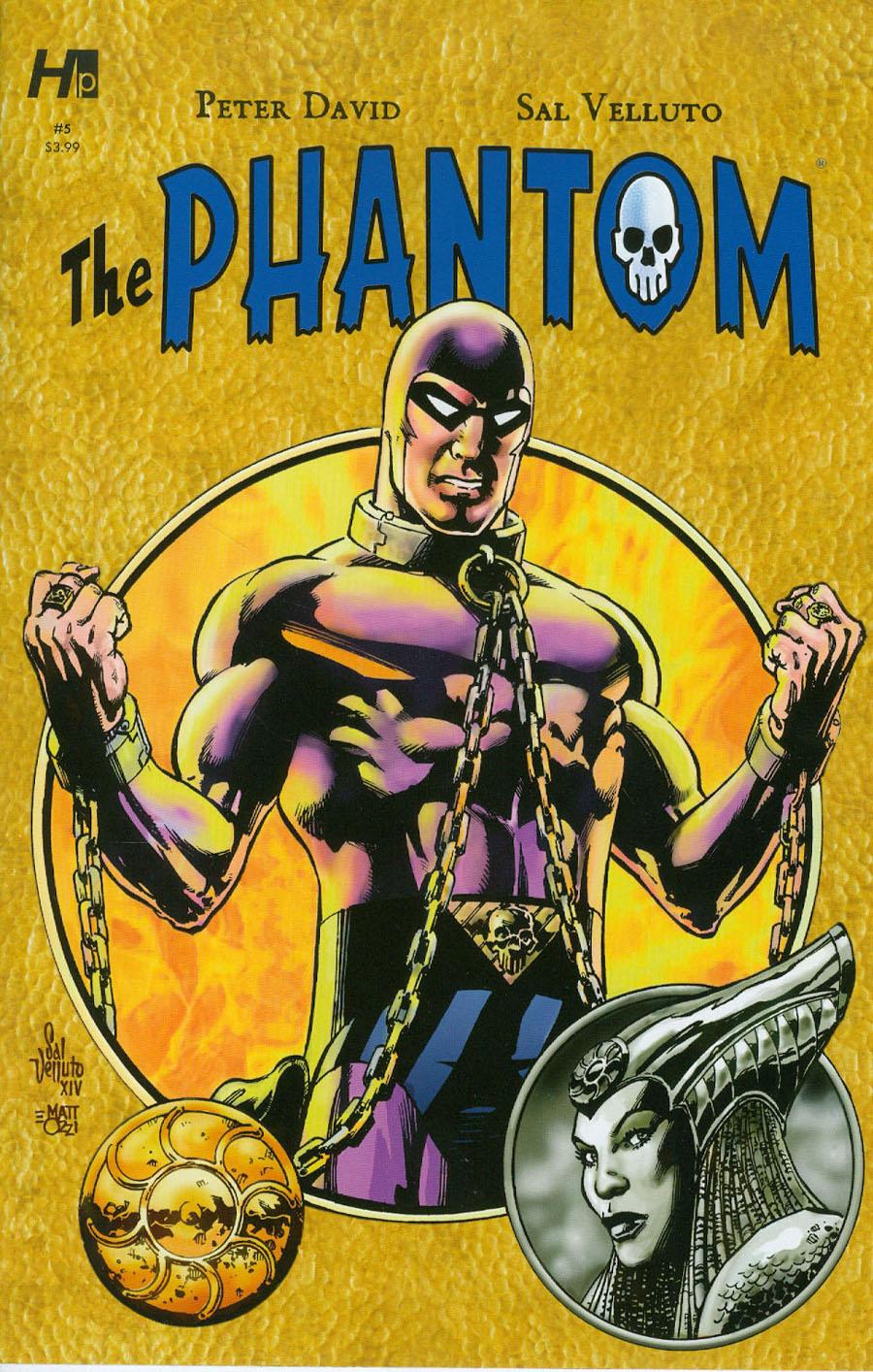 Phantom Vol 7 #5