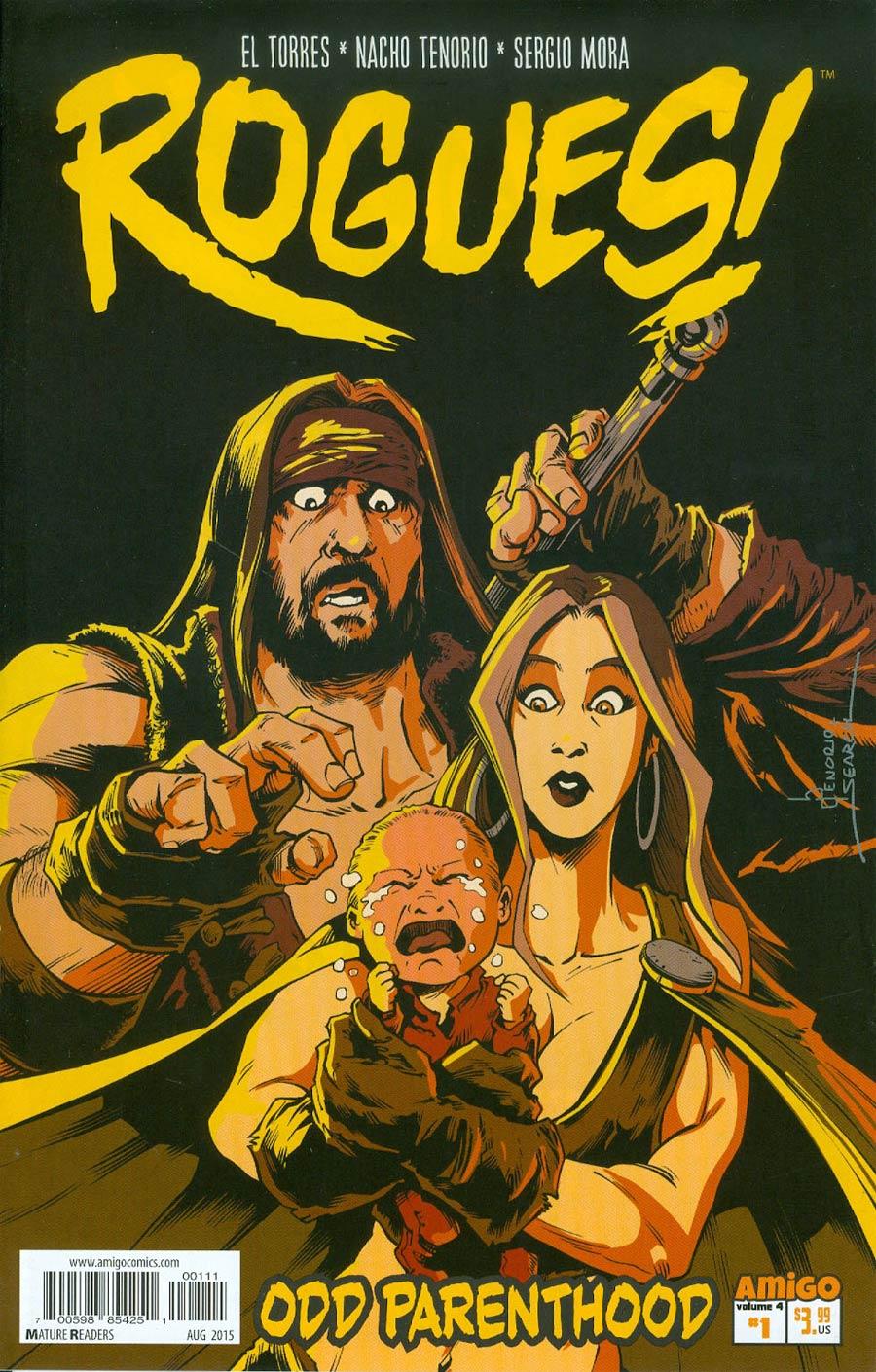 Rogues Odd Parenthood #1