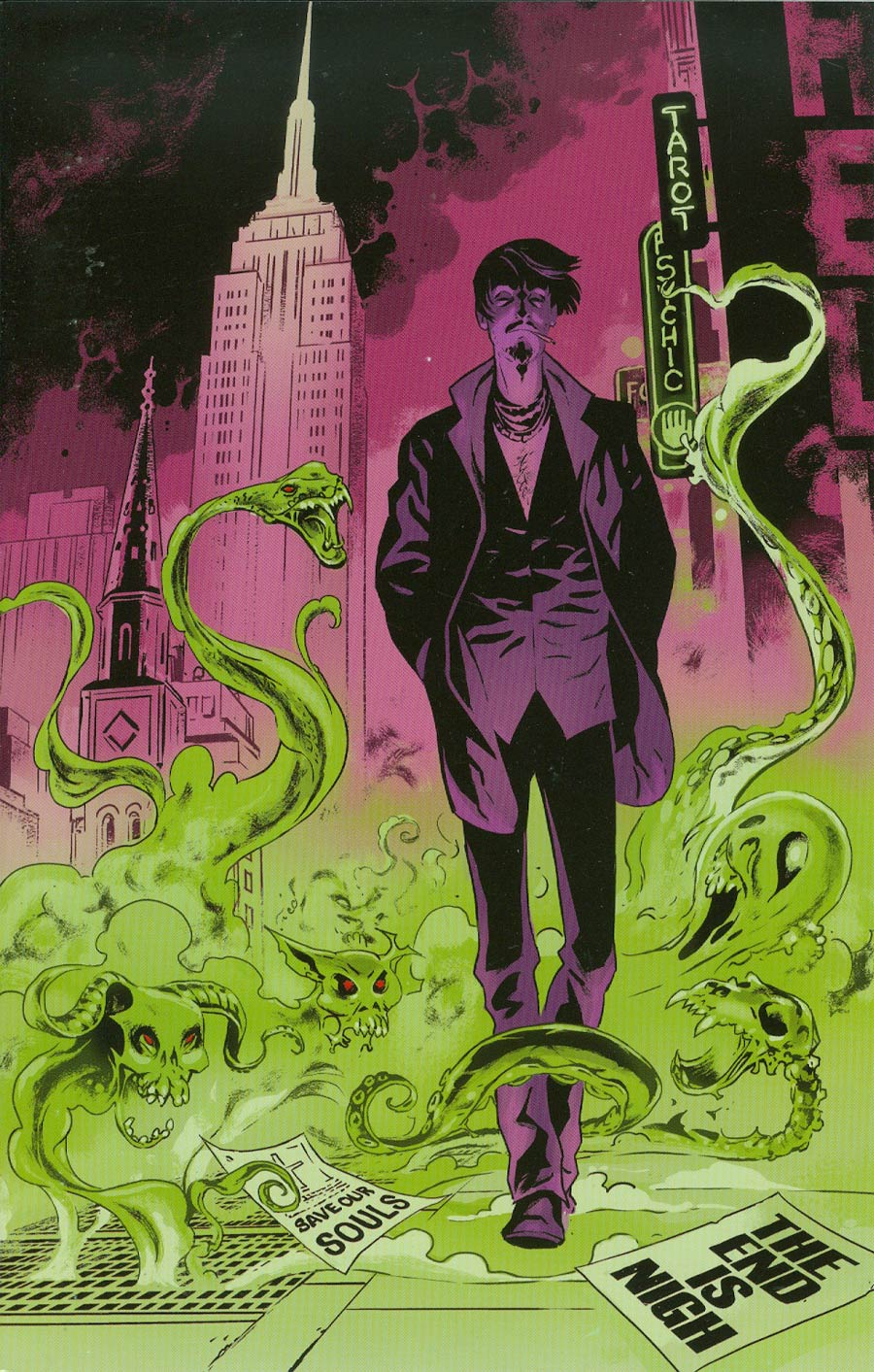 Thomas Alsop #1 Cover C NYCC 2014 Exclusive Peter Snejbjerg Virgin Variant Cover