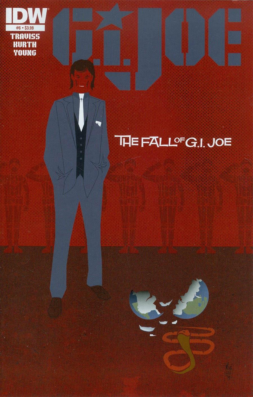 GI Joe Vol 7 #6 Cover A Regular Jeffrey Veregge Cover