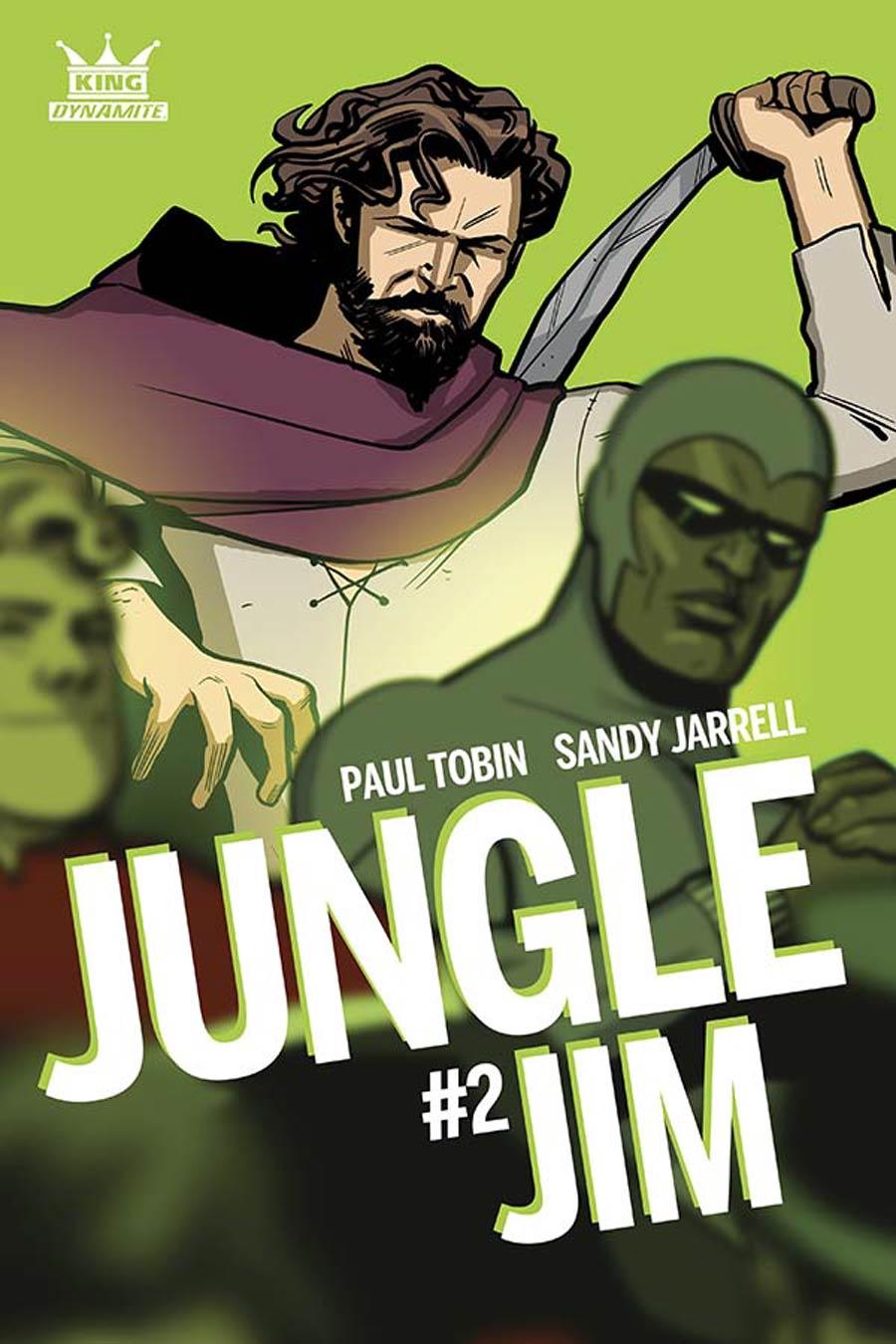 King Jungle Jim #2 Cover A Regular Chip Zdarsky Cover