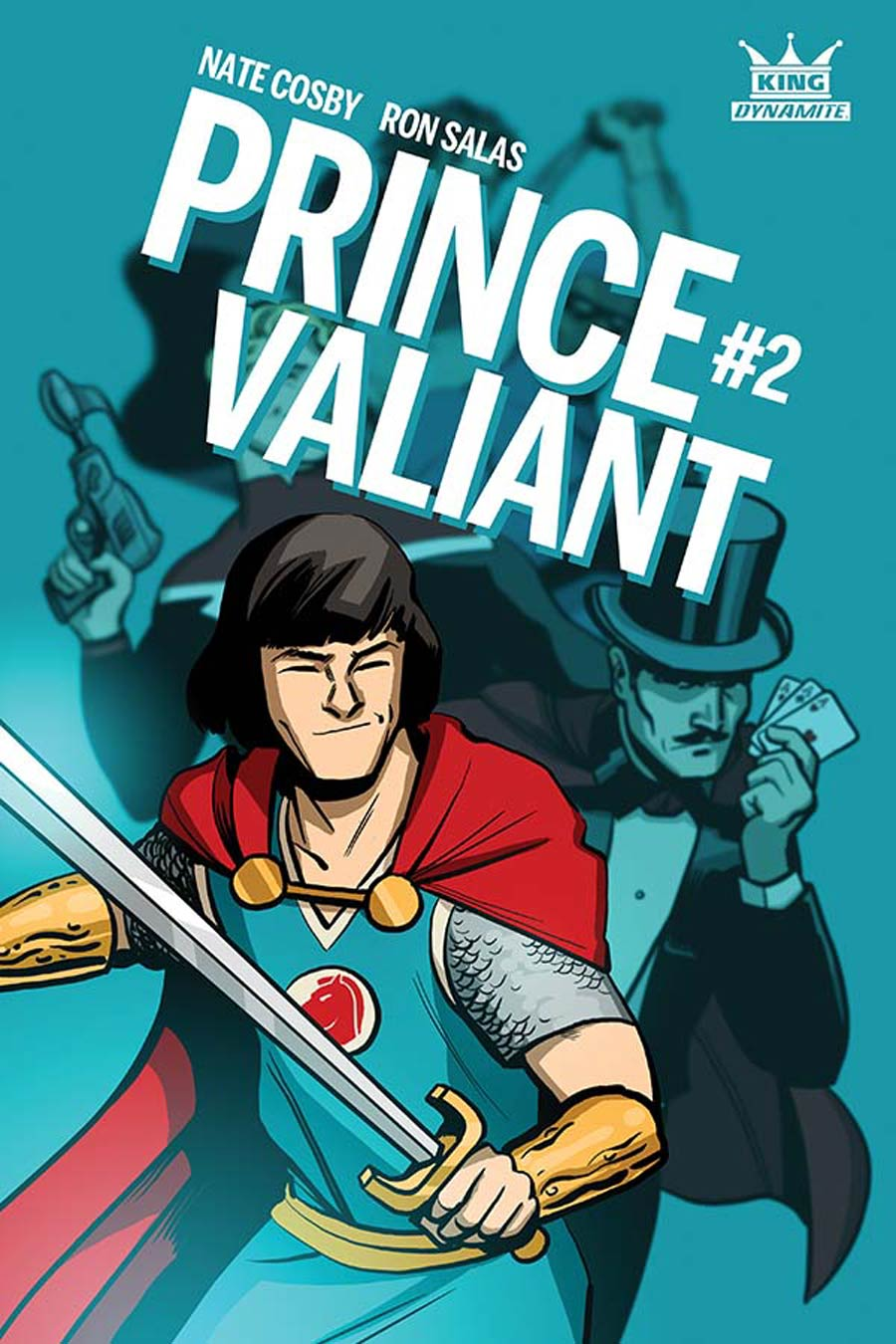 King Prince Valiant #2 Cover A Regular Chip Zdarsky Cover