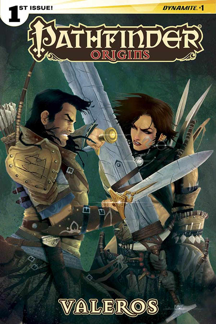 Pathfinder Origins #1 Cover C Variant Sebastian Cichon Subscription Cover