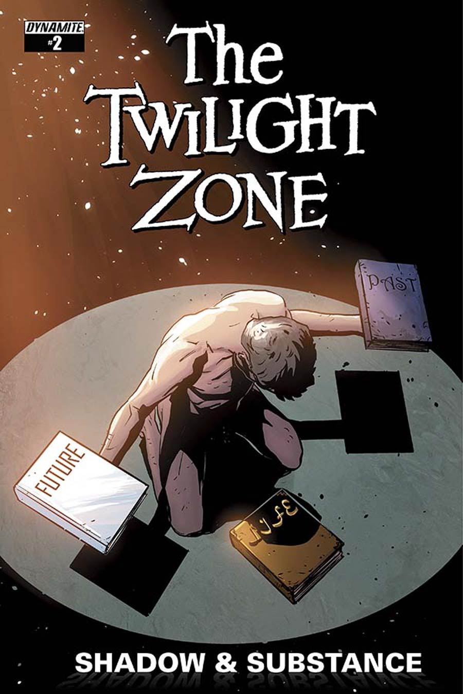 Twilight Zone Shadow & Substance #2 Cover A Regular Guiu Vilanova Cover