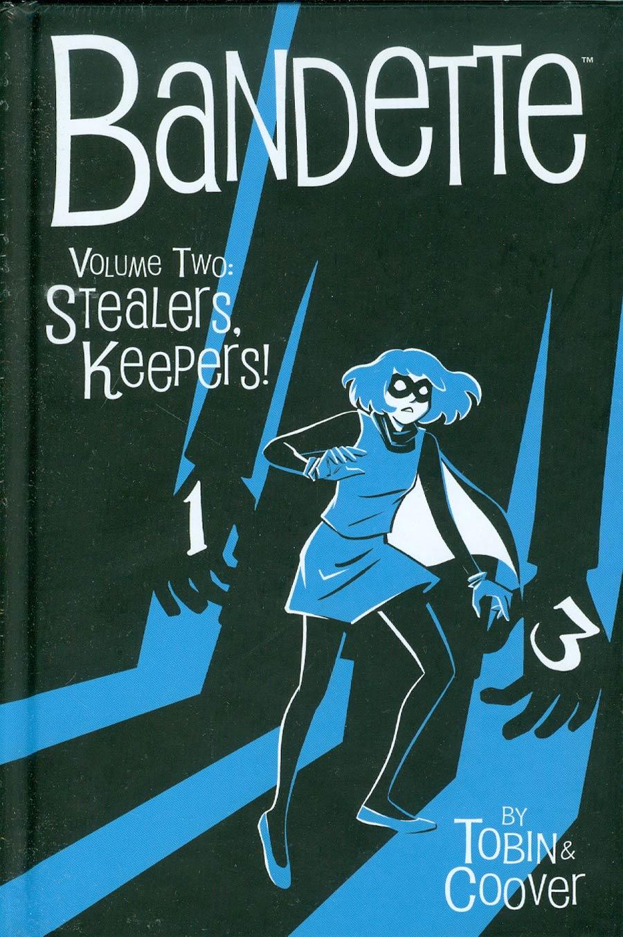 Bandette Vol 2 Stealers Keepers HC