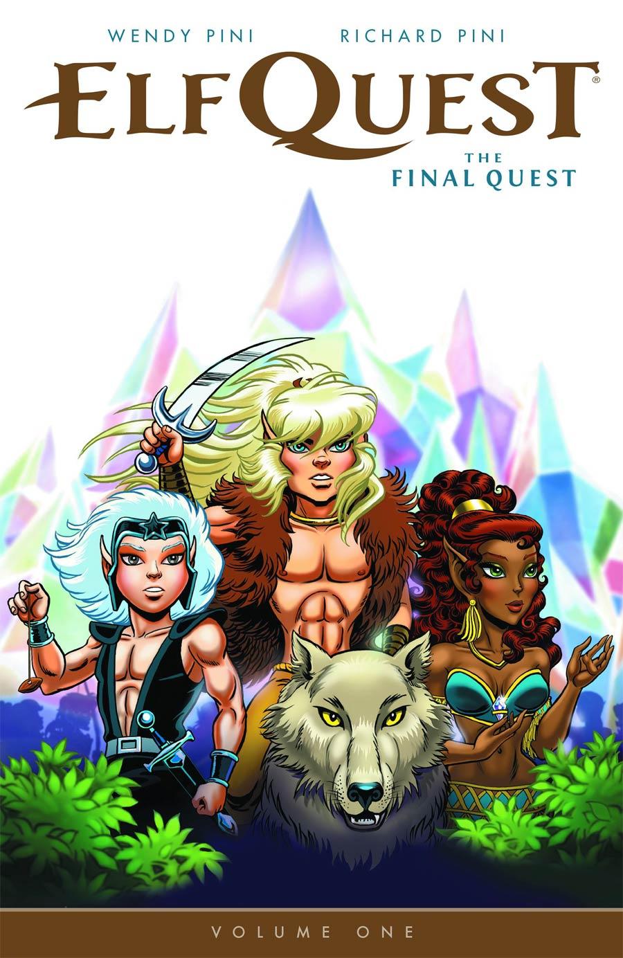 Elfquest Final Quest Vol 1 TP