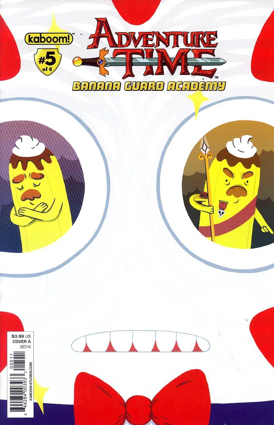 Adventure Time Banana Guard Academy #5 Cover A Regular Aimee Fleck Cover