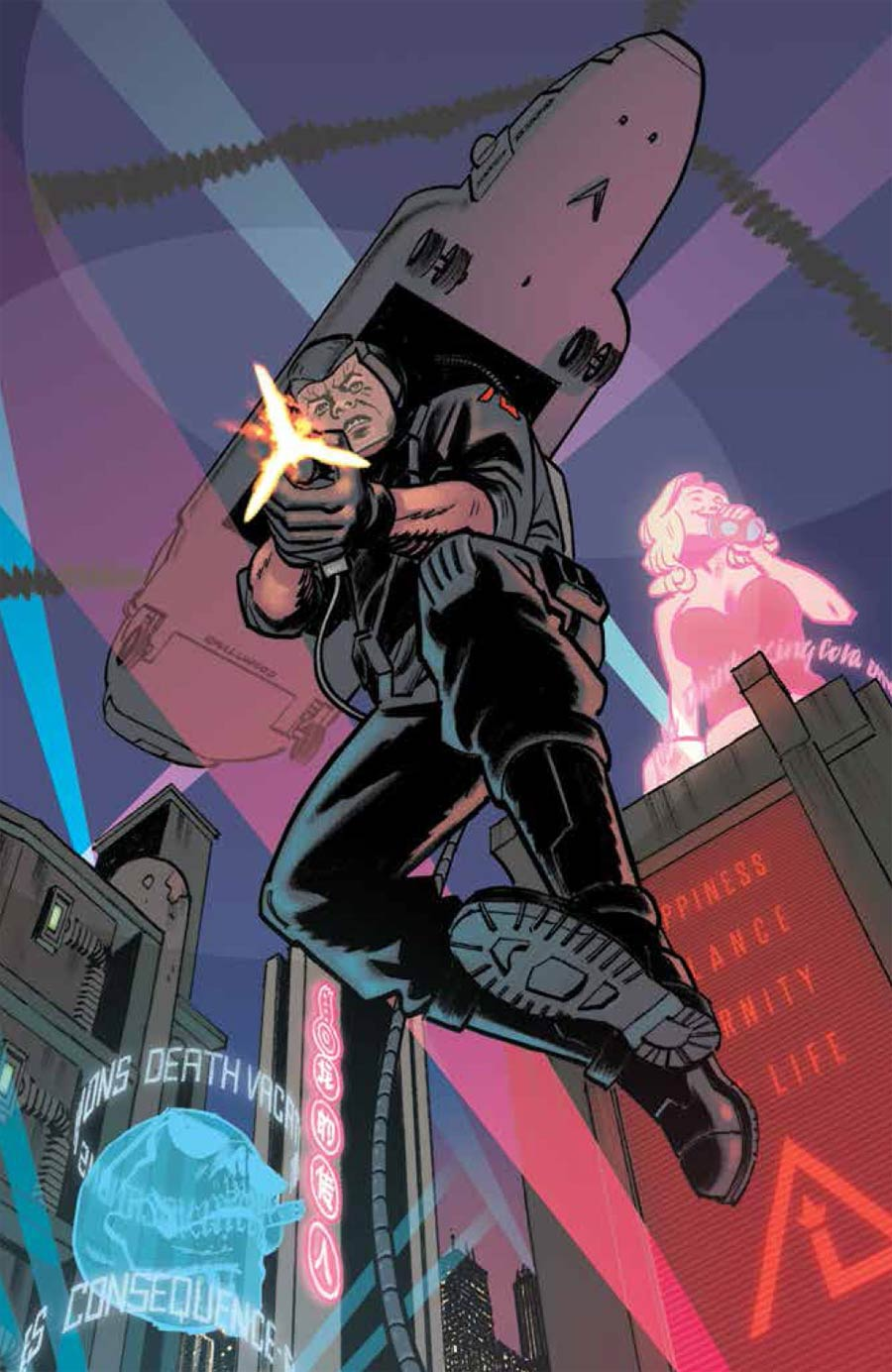 Eternal (BOOM) #1 Cover B Incentive Greg Smallwood Virgin Variant Cover