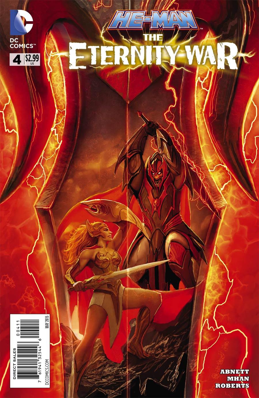 He-Man The Eternity War #4