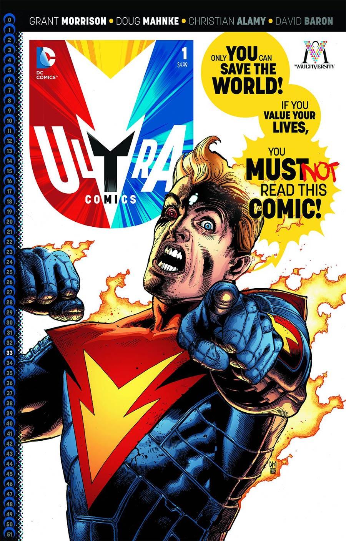 Multiversity Ultra Comics #1 Cover A Regular Doug Mahnke Cover