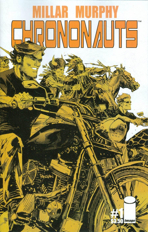 Chrononauts #1 Cover D Dan Panosian