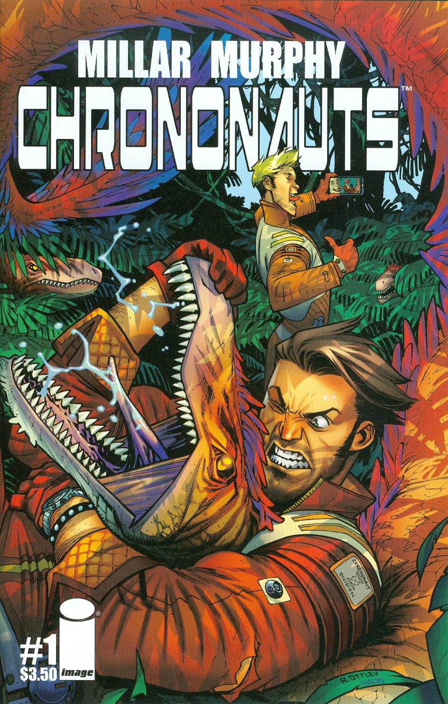 Chrononauts #1 Cover F Ryan Ottley