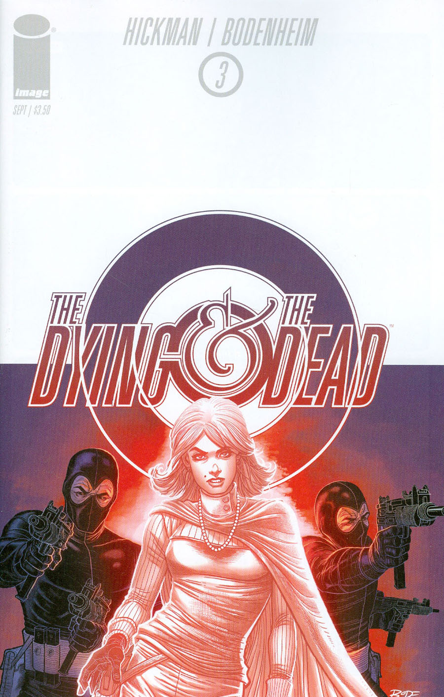 Dying And The Dead #3
