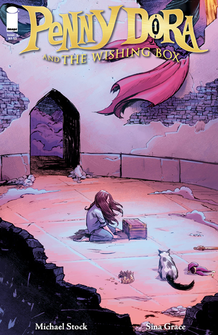 Penny Dora And The Wishing Box #5