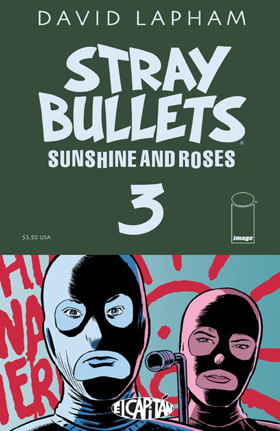 Stray Bullets Sunshine And Roses #3
