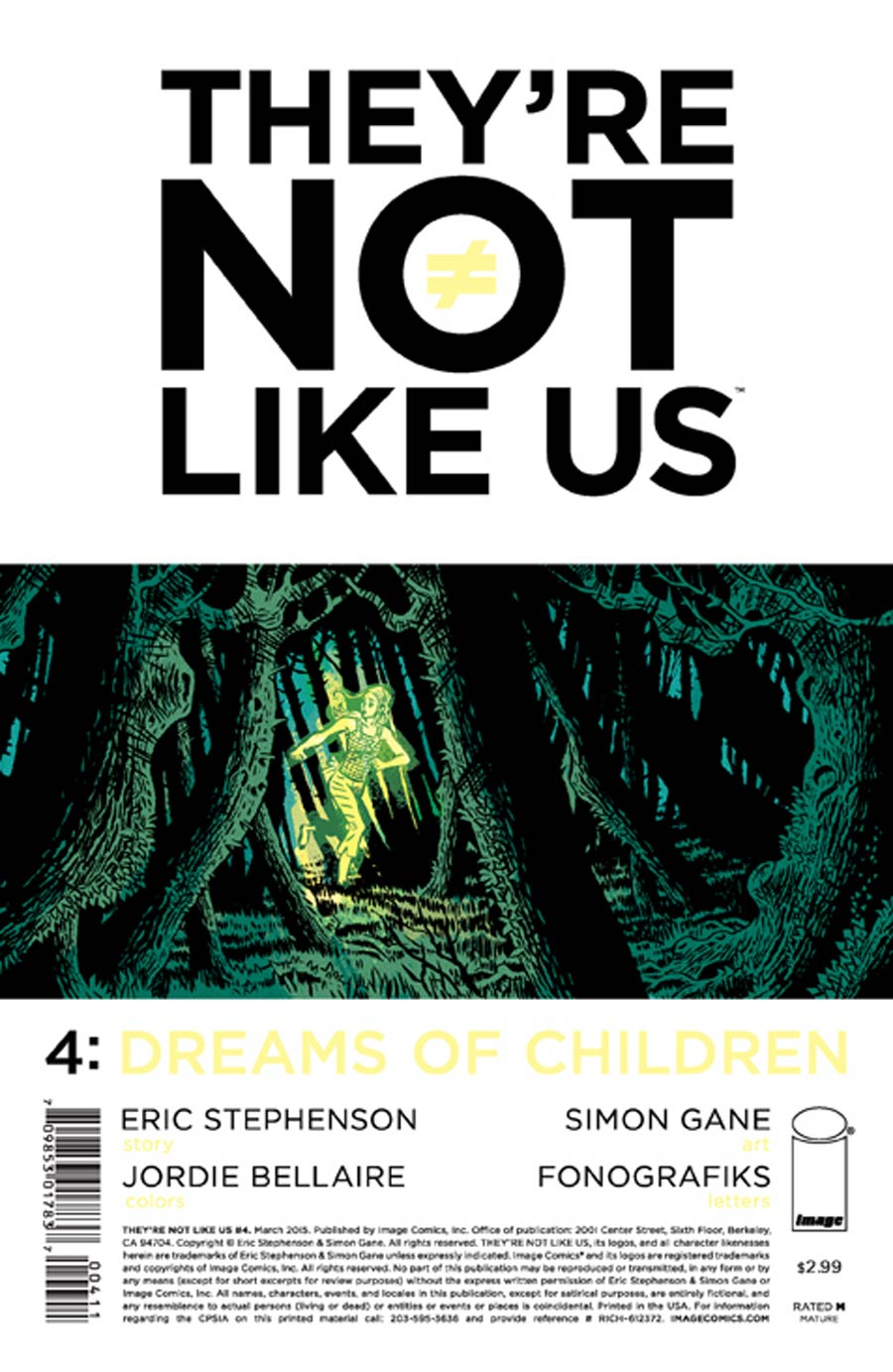 Theyre Not Like Us #4