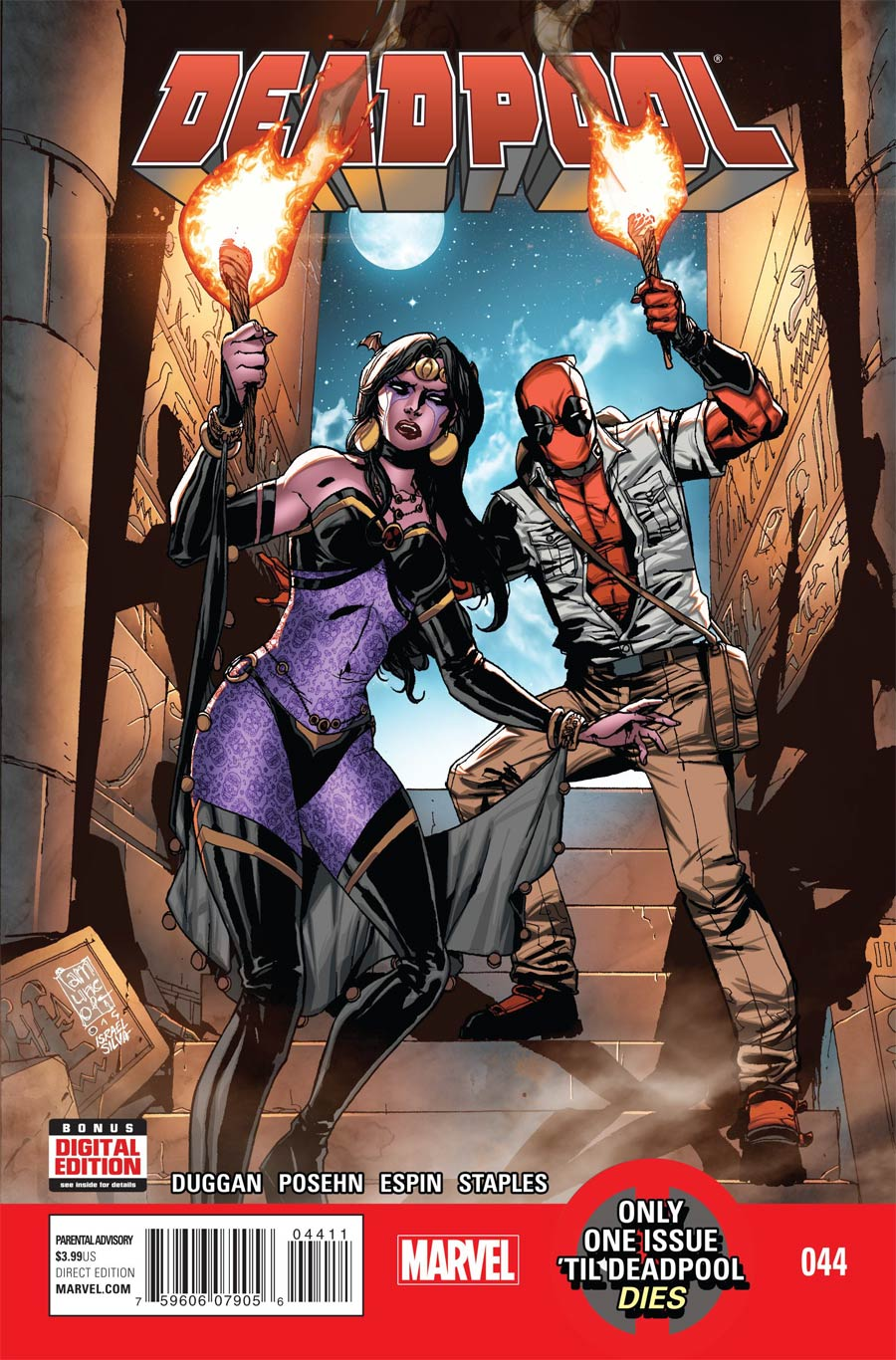 Deadpool Vol 4 #44