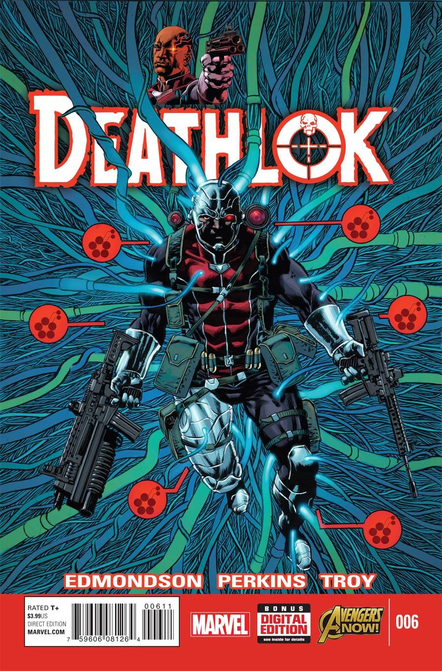 Deathlok Vol 5 #6
