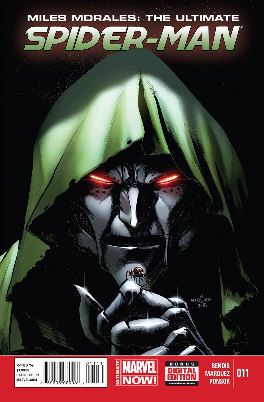 Miles Morales Ultimate Spider-Man #11