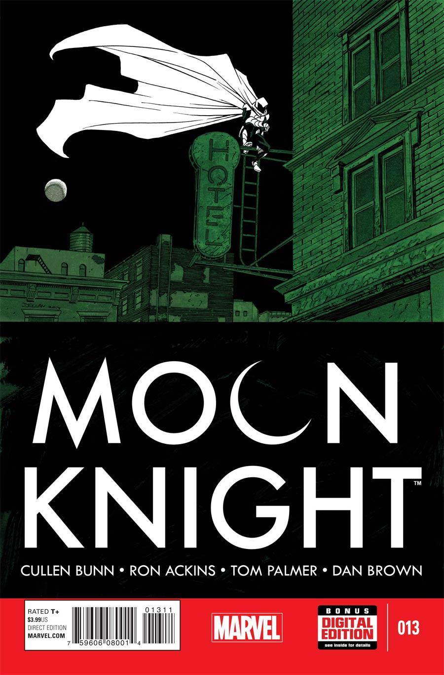 Moon Knight Vol 7 #13