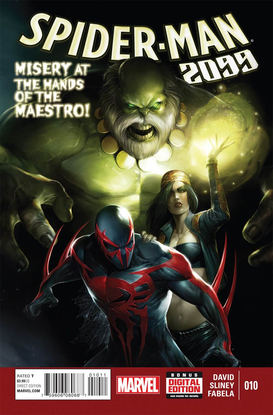 Spider-Man 2099 Vol 2 #10