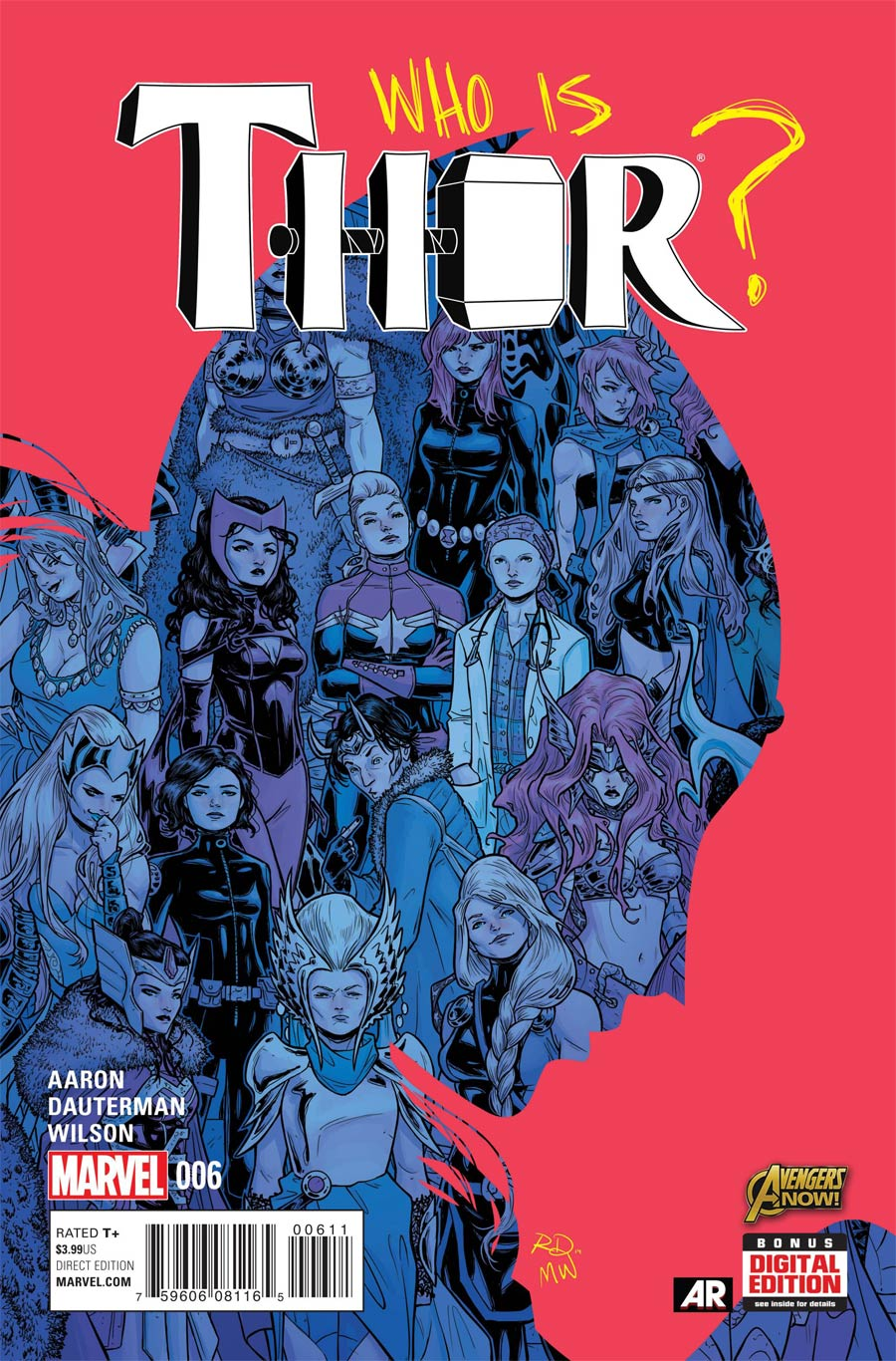 Thor Vol 4 #6 Cover A Regular Russell Dauterman Cover
