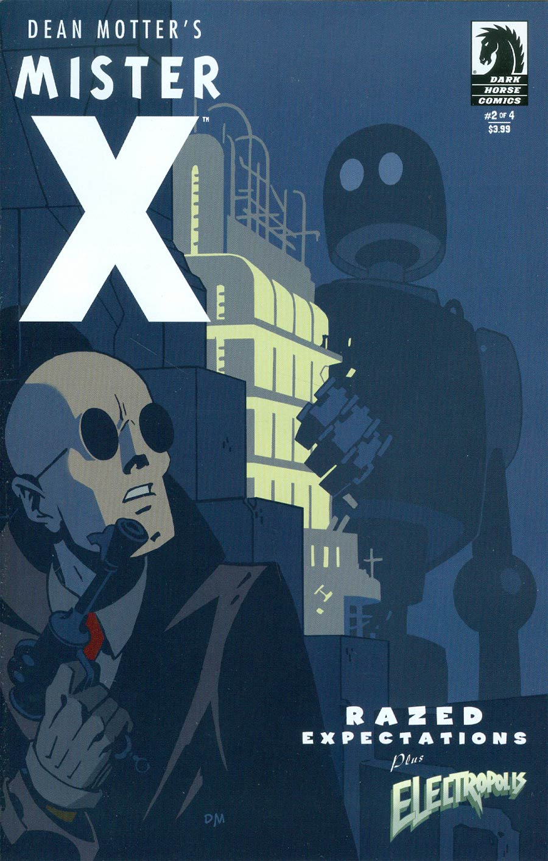 Mister X Razed #2