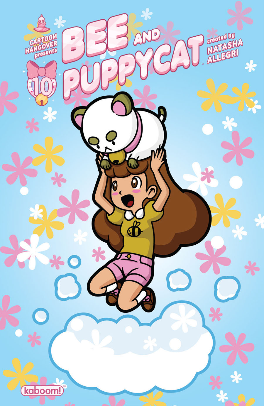 Bee And Puppycat #10 Cover A Regular George Caltsoudas Cover