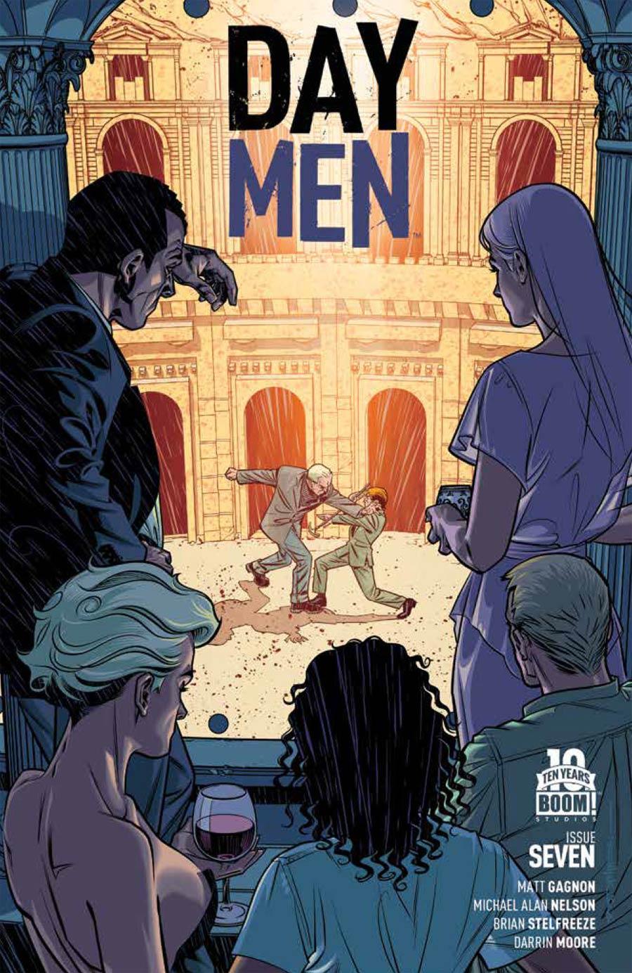 Day Men #7