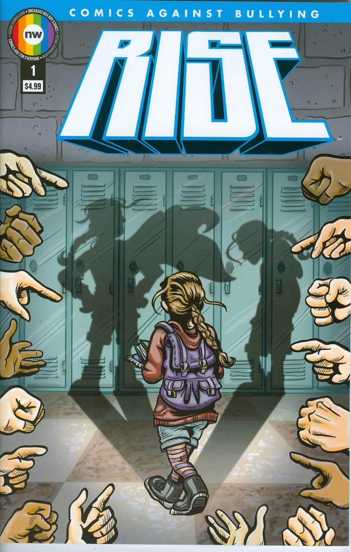 Rise Comics Against Bullying #1