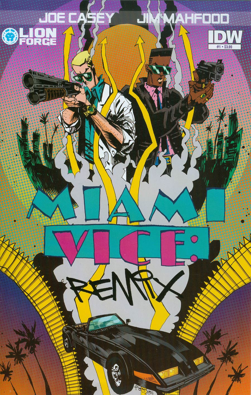 Miami Vice Remix #1