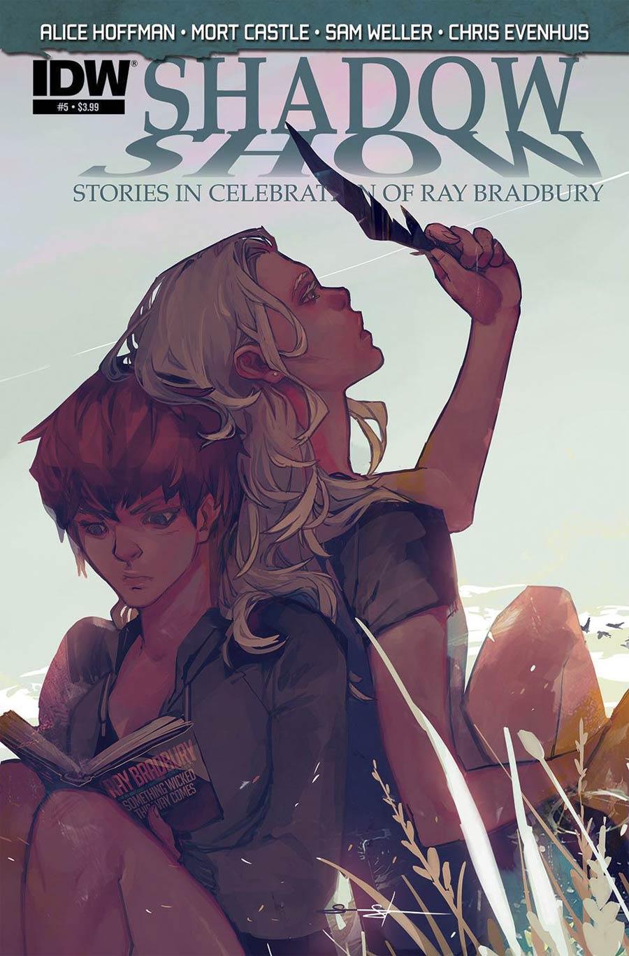 Shadow Show #5 Cover A Regular Sarah Stone Cover