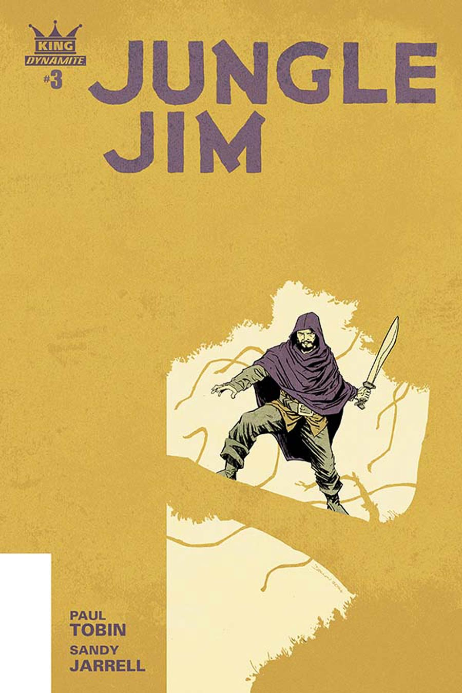 King Jungle Jim #3 Cover A Regular Declan Shalvey Cover