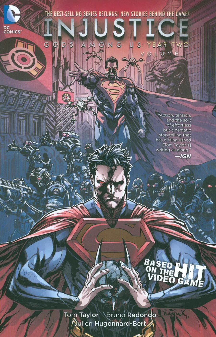 Injustice Gods Among Us Year Two Vol 1 TP