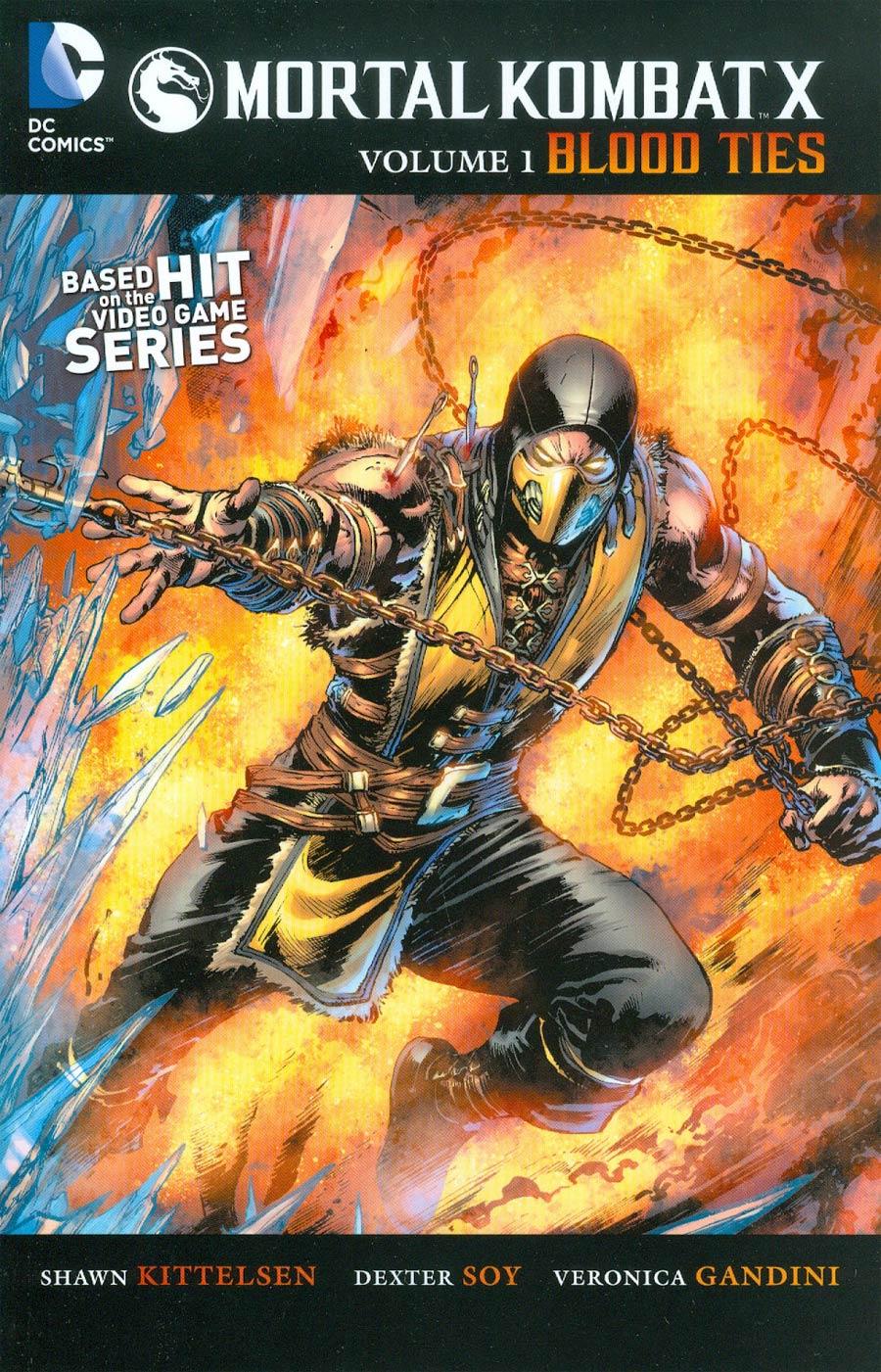 Mortal Kombat X Vol 1 TP