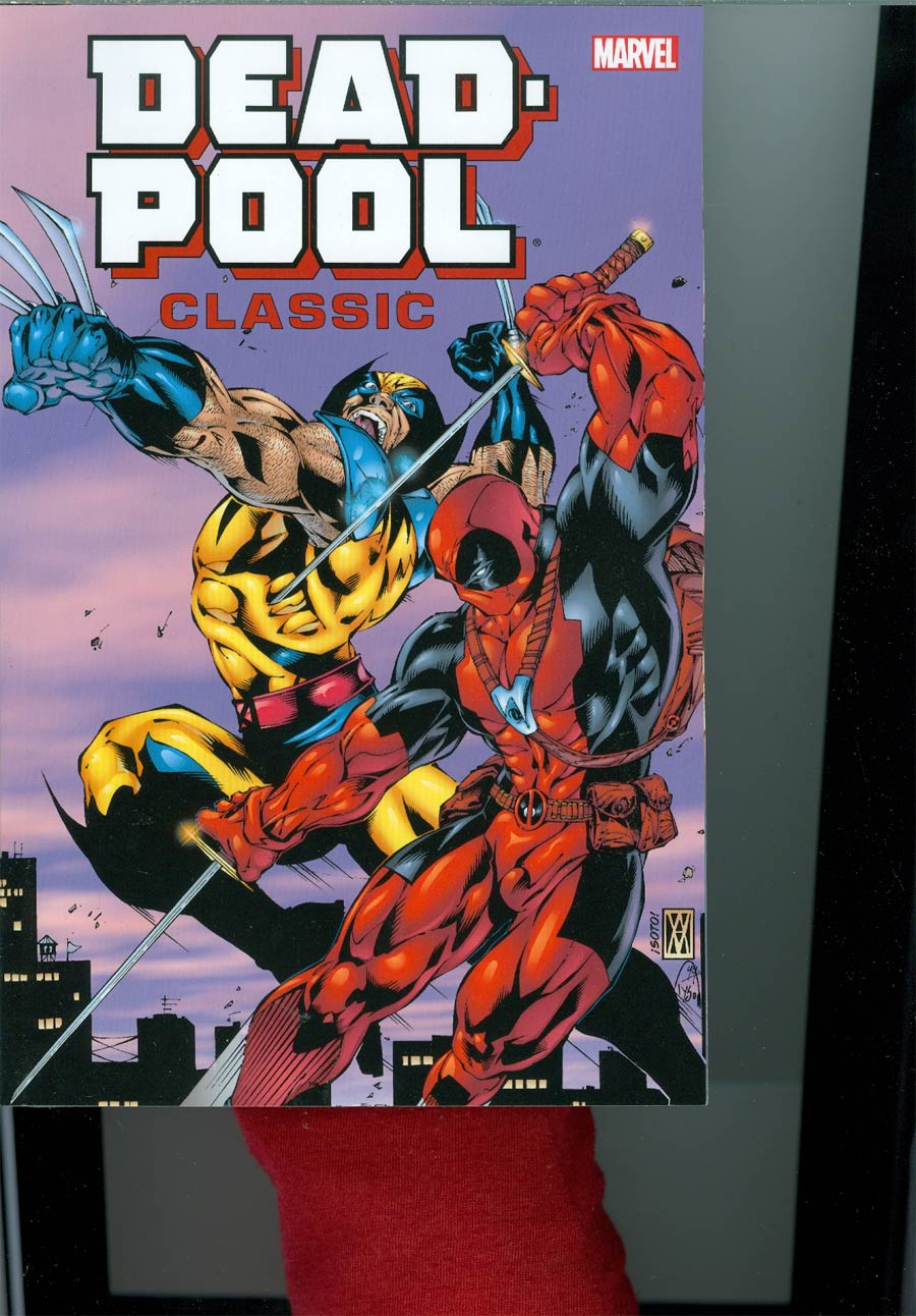 Deadpool Classic Companion TP