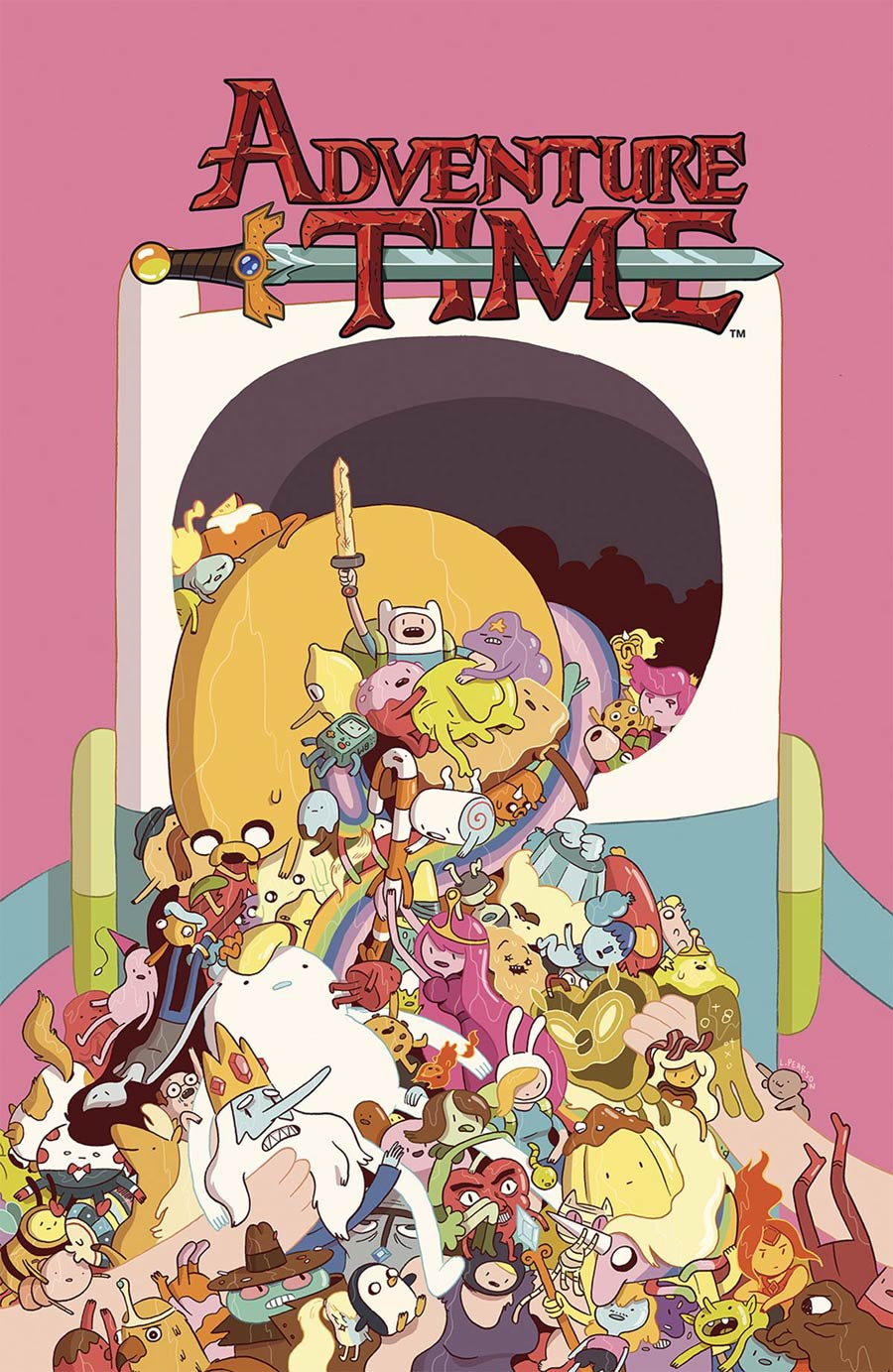 Adventure Time Vol 6 TP