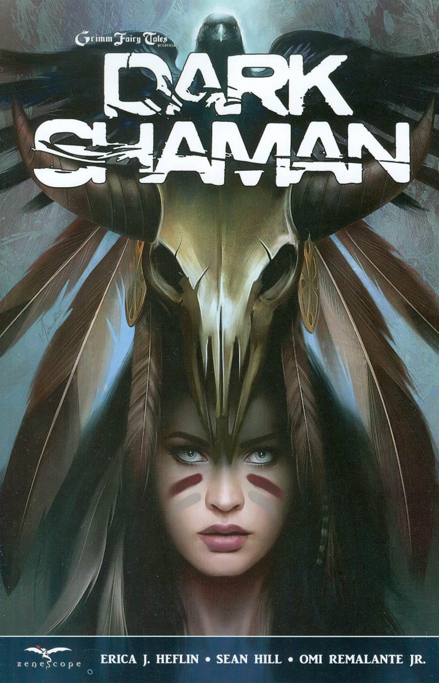 Grimm Fairy Tales Presents Dark Shaman Vol 1 TP
