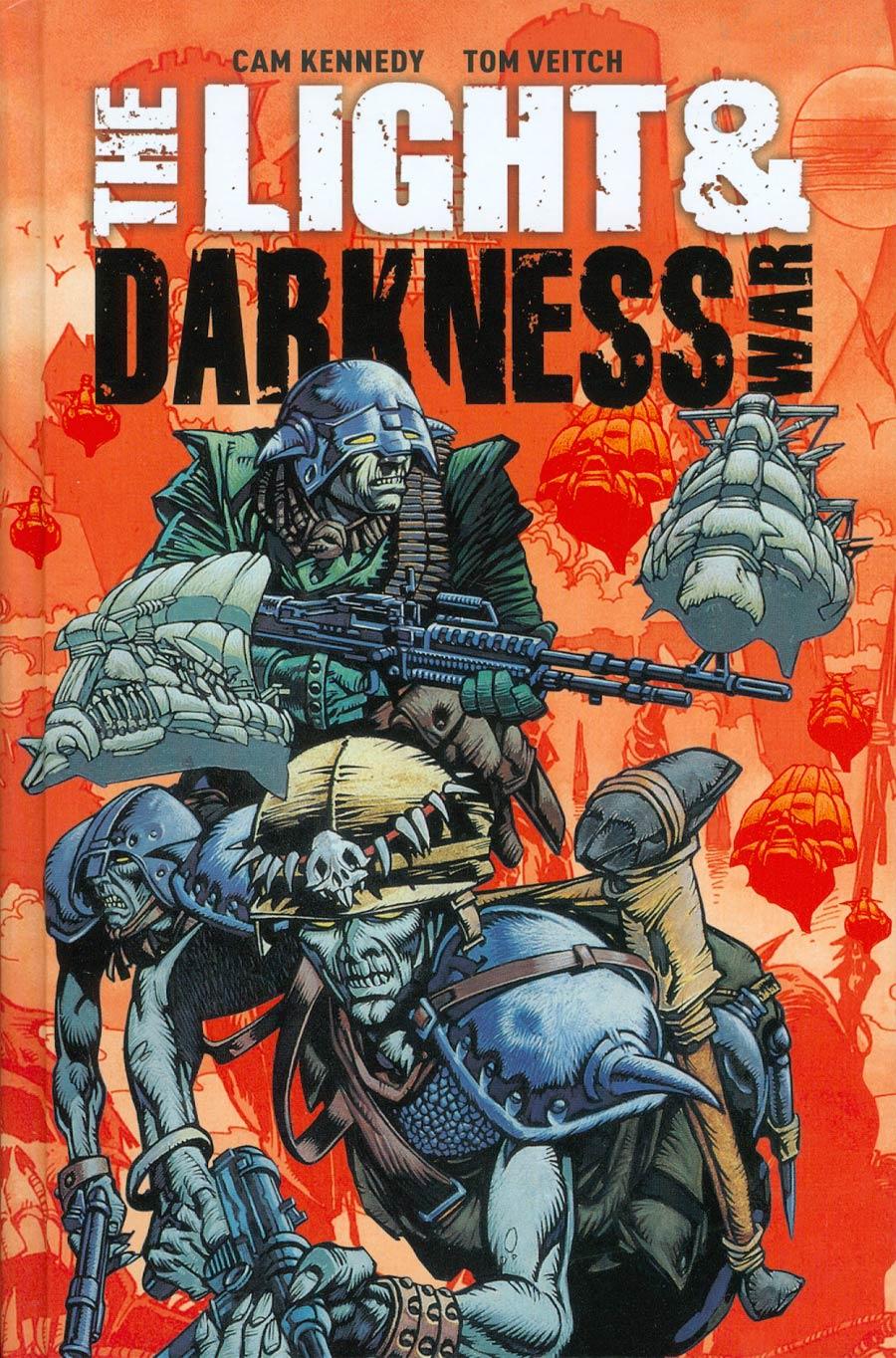 Light & Darkness War HC