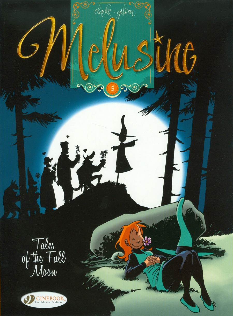 Melusine Vol 5 Tales Of The Full Moon GN
