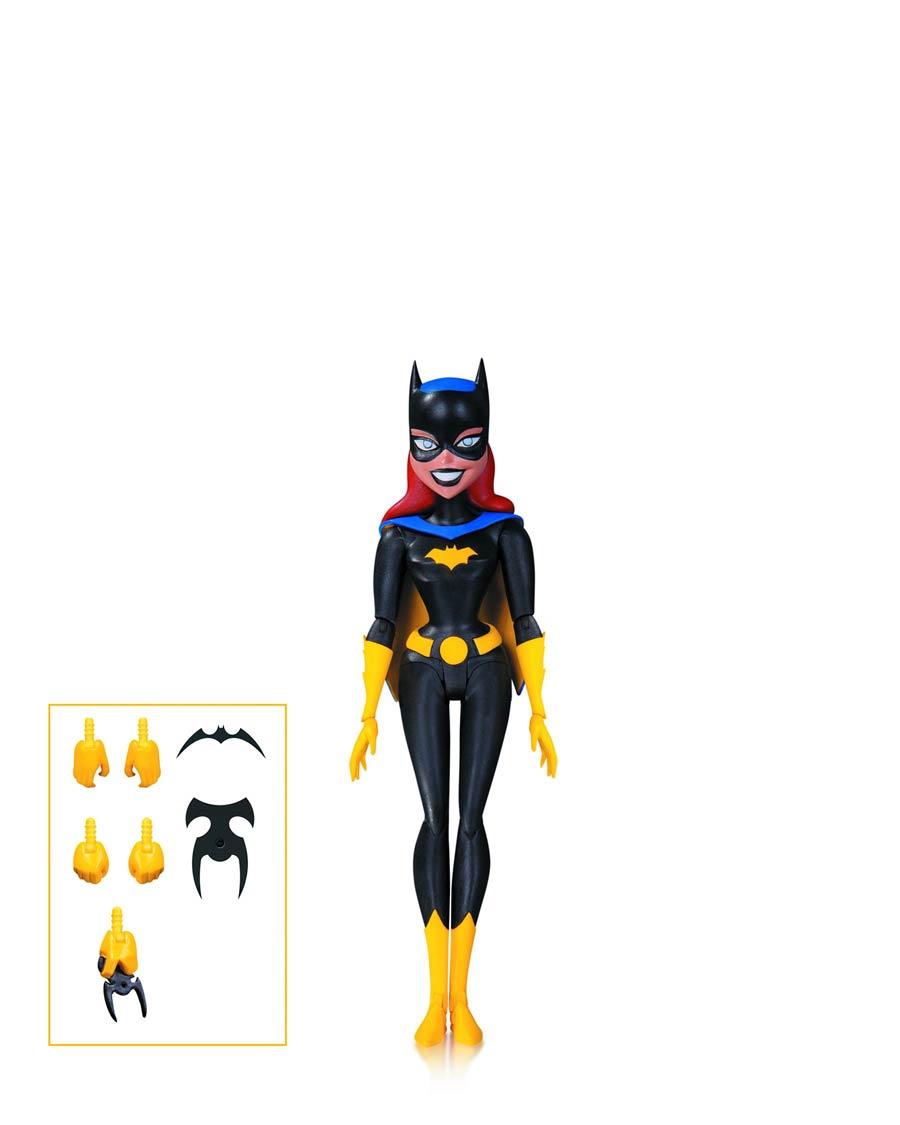 Batman Animated Batman Animated Series Batgirl Action Figure