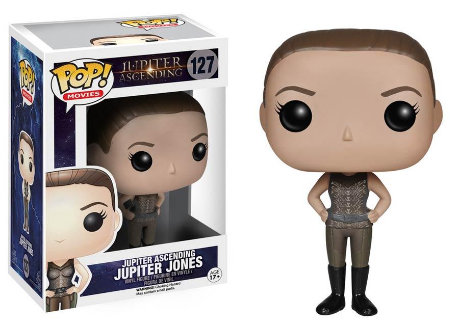POP Movies 127 Jupiter Ascending Jupiter Jones Vinyl Figure