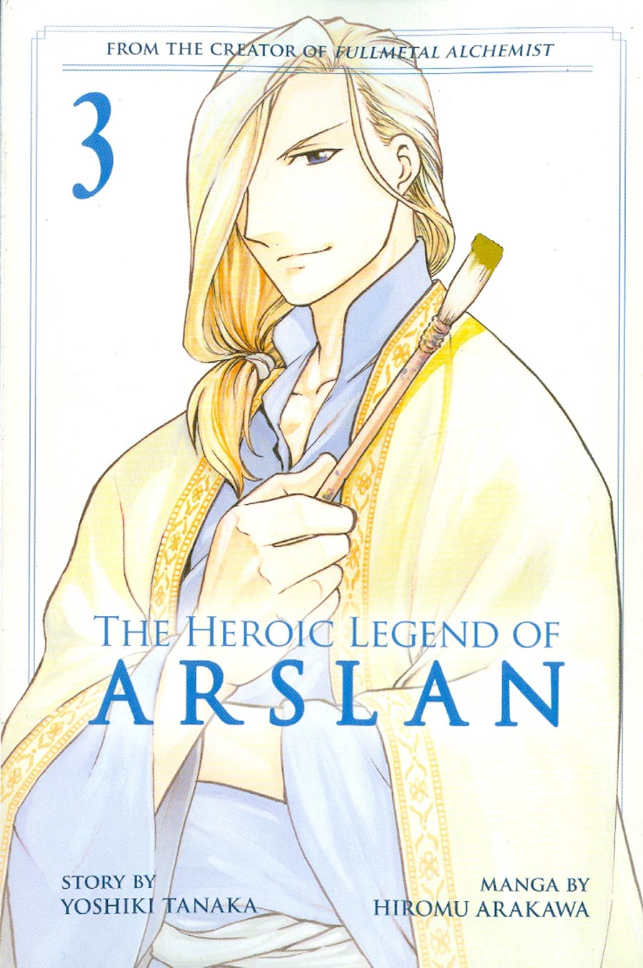 Heroic Legend Of Arslan Vol 3 GN