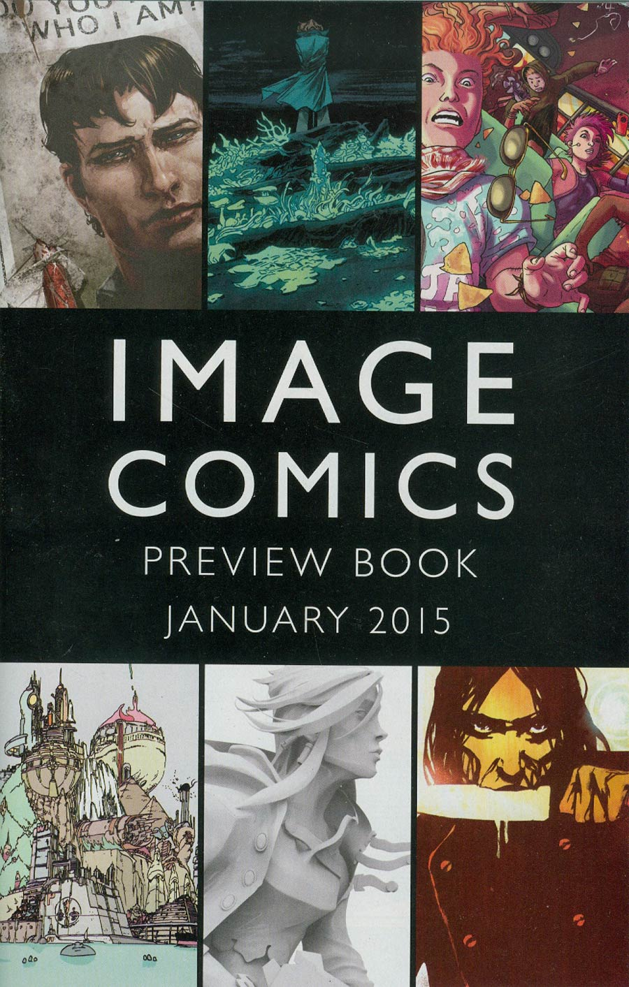 Image Expo Preview Book January 2015