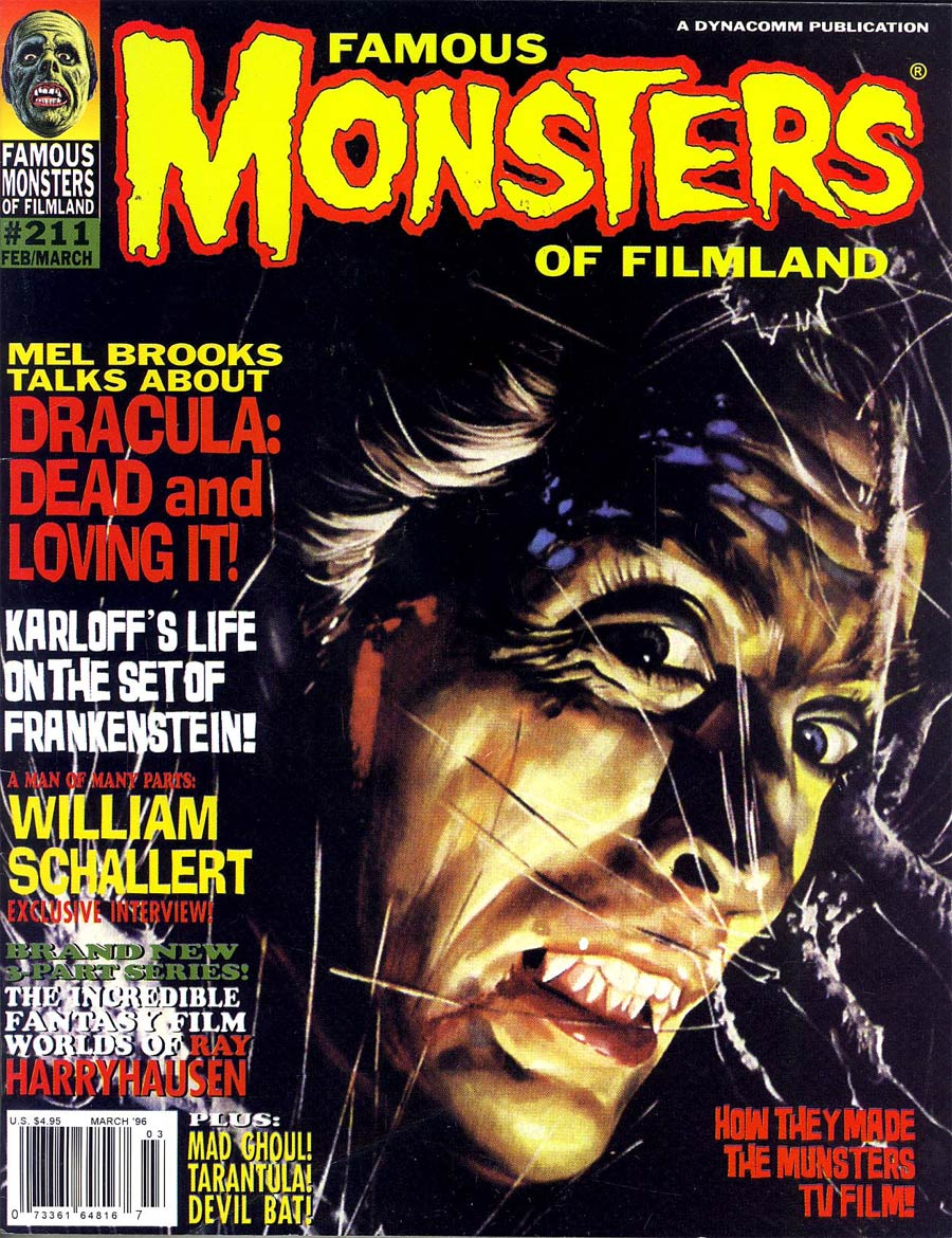 Famous Monsters of Filmland #212