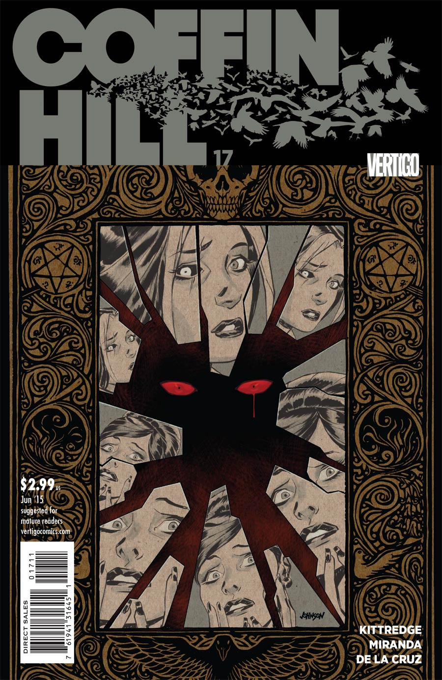 Coffin Hill #17