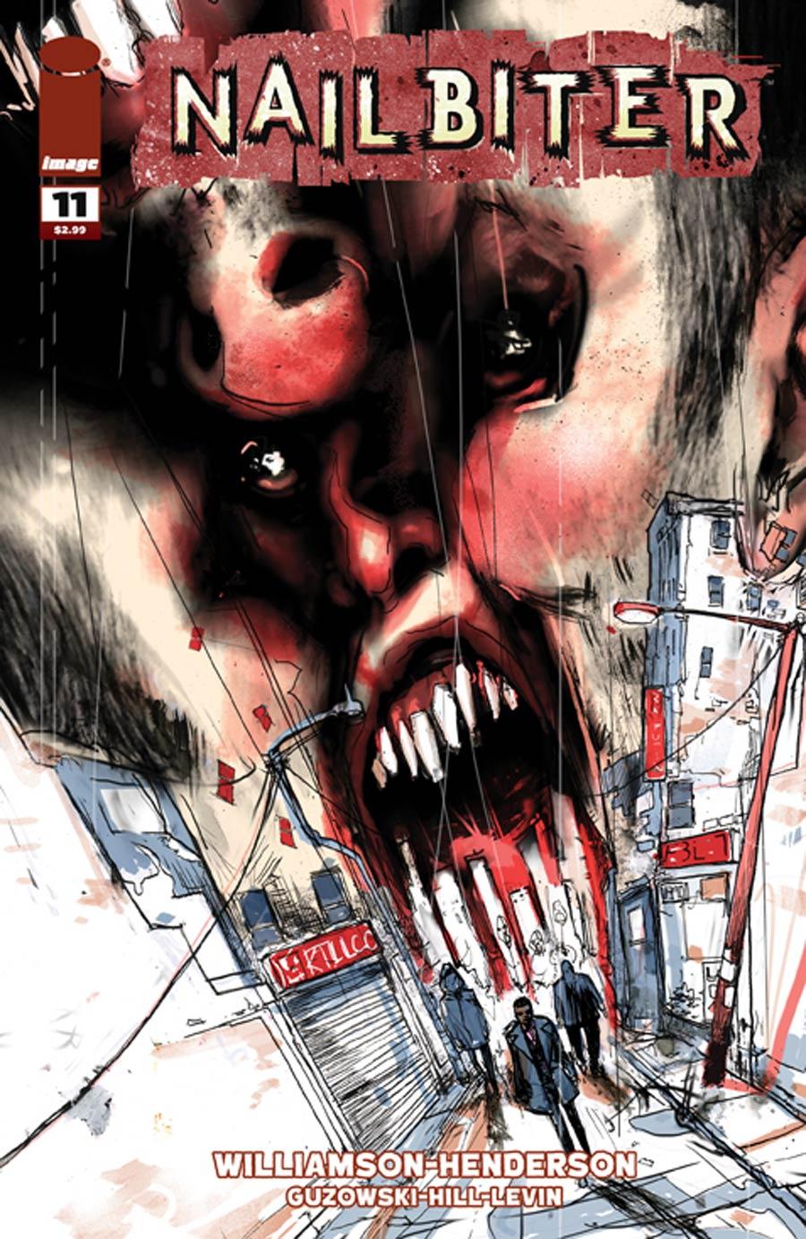 Nailbiter #11 Cover C Riley Rossmo