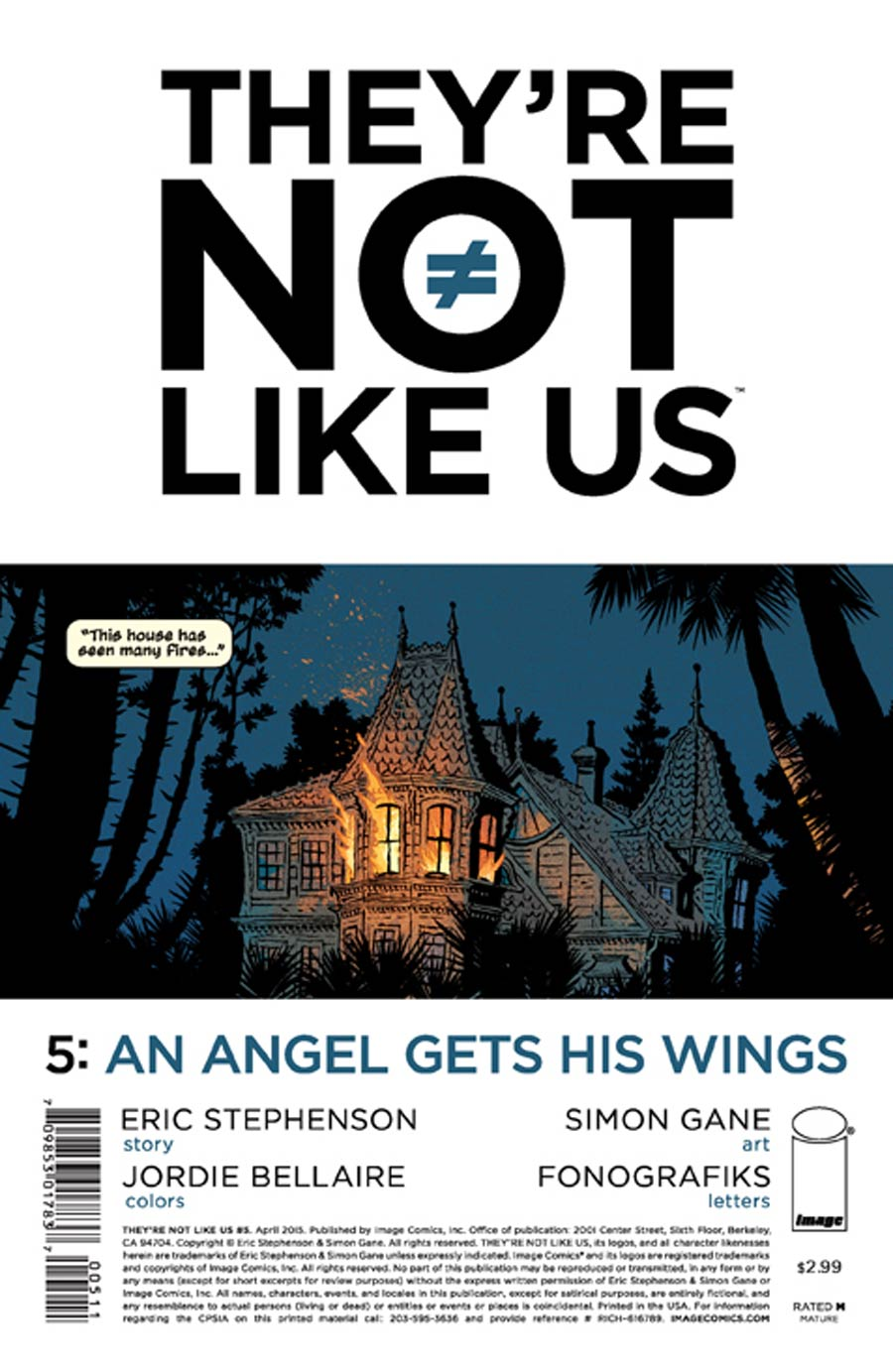 Theyre Not Like Us #5